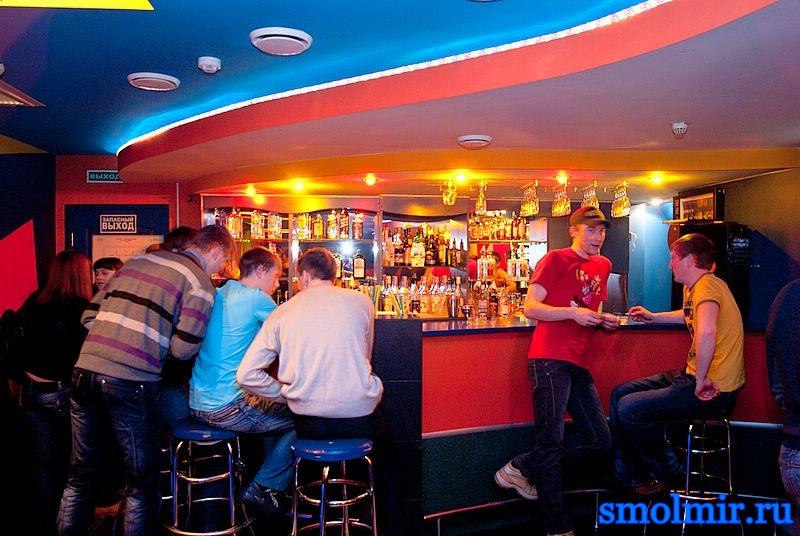 Стриптиз бар в смоленске