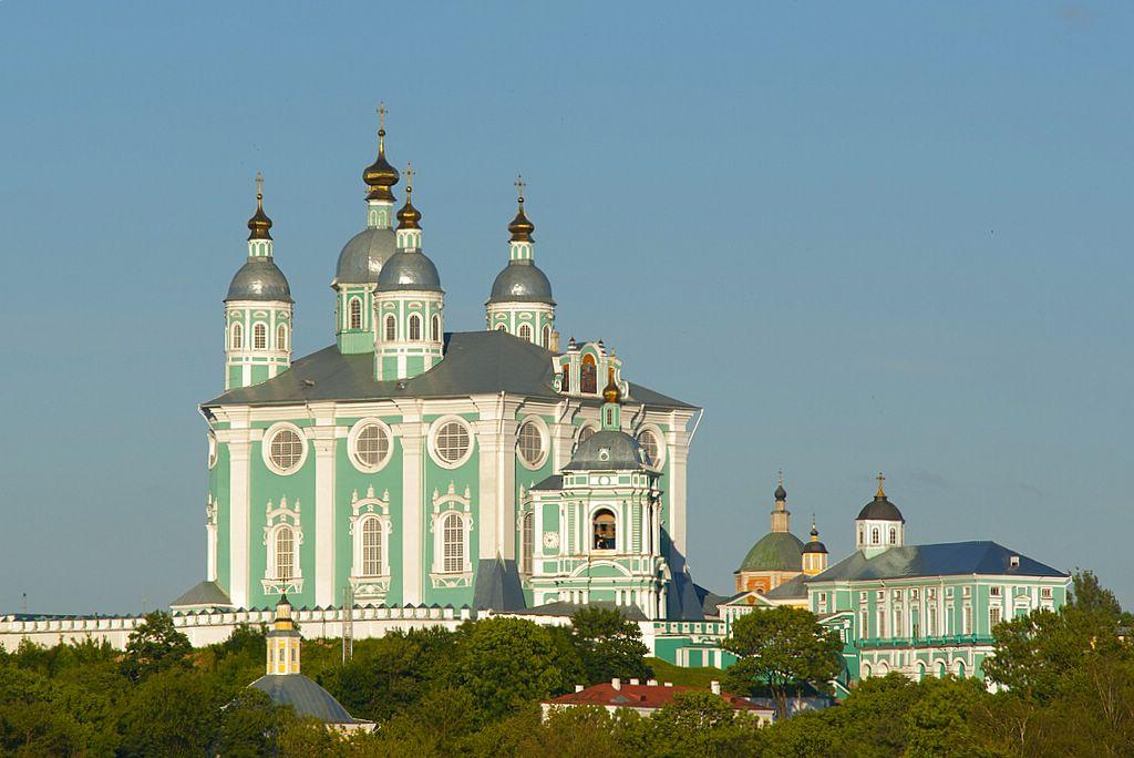 Смоленский Успенский кафедральный собор